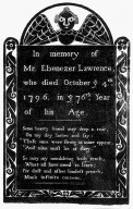 Lawrence, Ebenezer