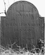 Benson, John Howard