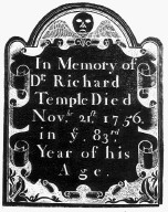 Temple, Dr. Richard