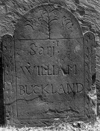 Buckland, Sarjt. William