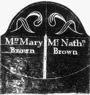 Brown, Nathan; Brown, Mary
