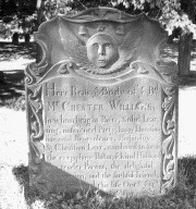 Williams, Rev. Chester