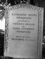 Thompson, Katherine Maria