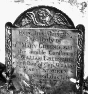Greenough, Mary