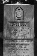 Root, Abner; Root, Christiana L. Hall