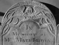 Brown, Mary