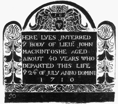 Mackintoshe, Lt. John