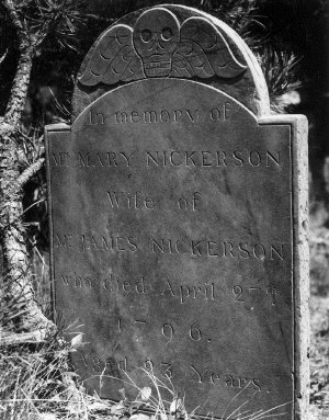 Nickerson, Mary