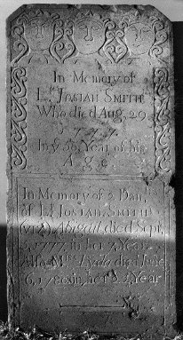 Smith, Josiah; Smith, Abigail; Smith, Lydia
