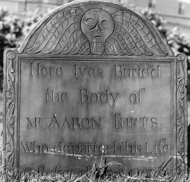 Tufts, Aaron