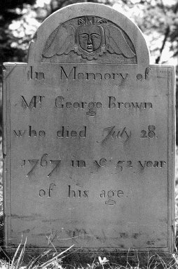 Brown, George