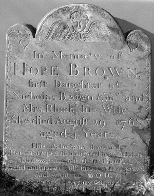 Brown, Hope