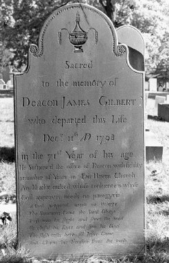 Gilbert, Deacon James