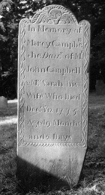 Campbell, Marcy