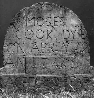 Cook, Moses