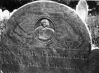 Chanler, Rev. John
