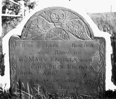 Knowls, Mary