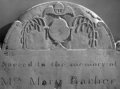 Barber, Mary