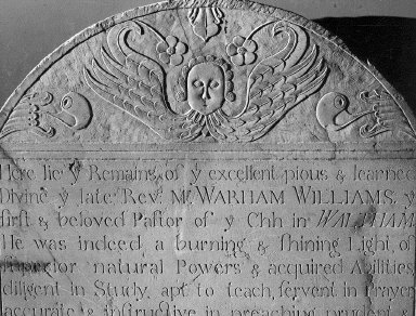 Williams, Rev. Warham