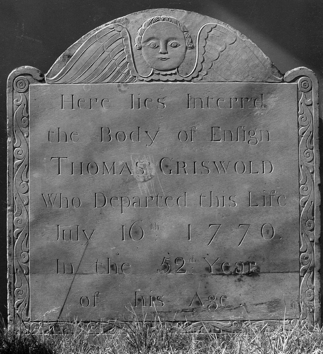 Griswold, Thomas