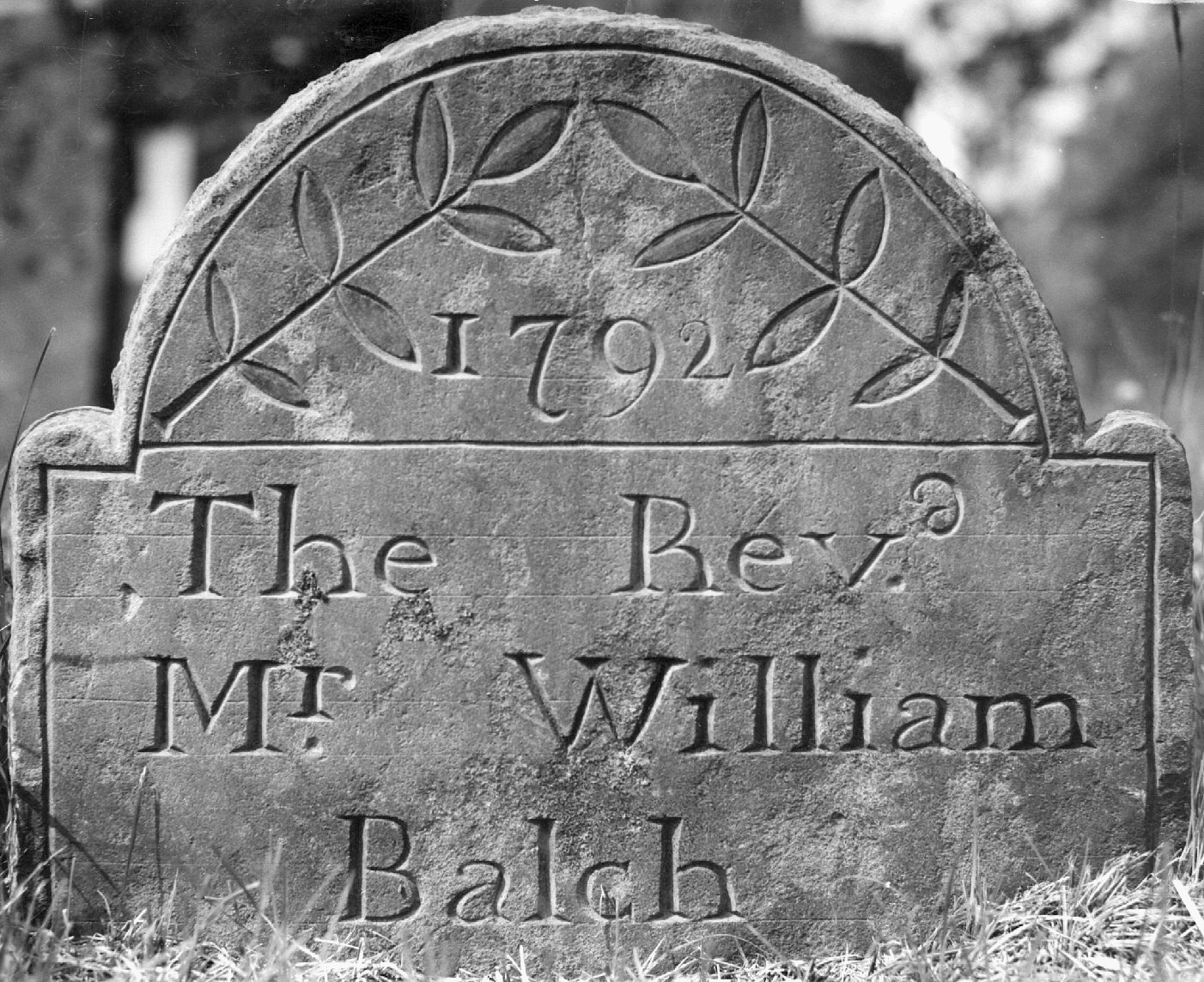 Balch, William