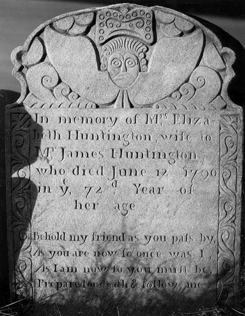 Huntington, Elizabeth