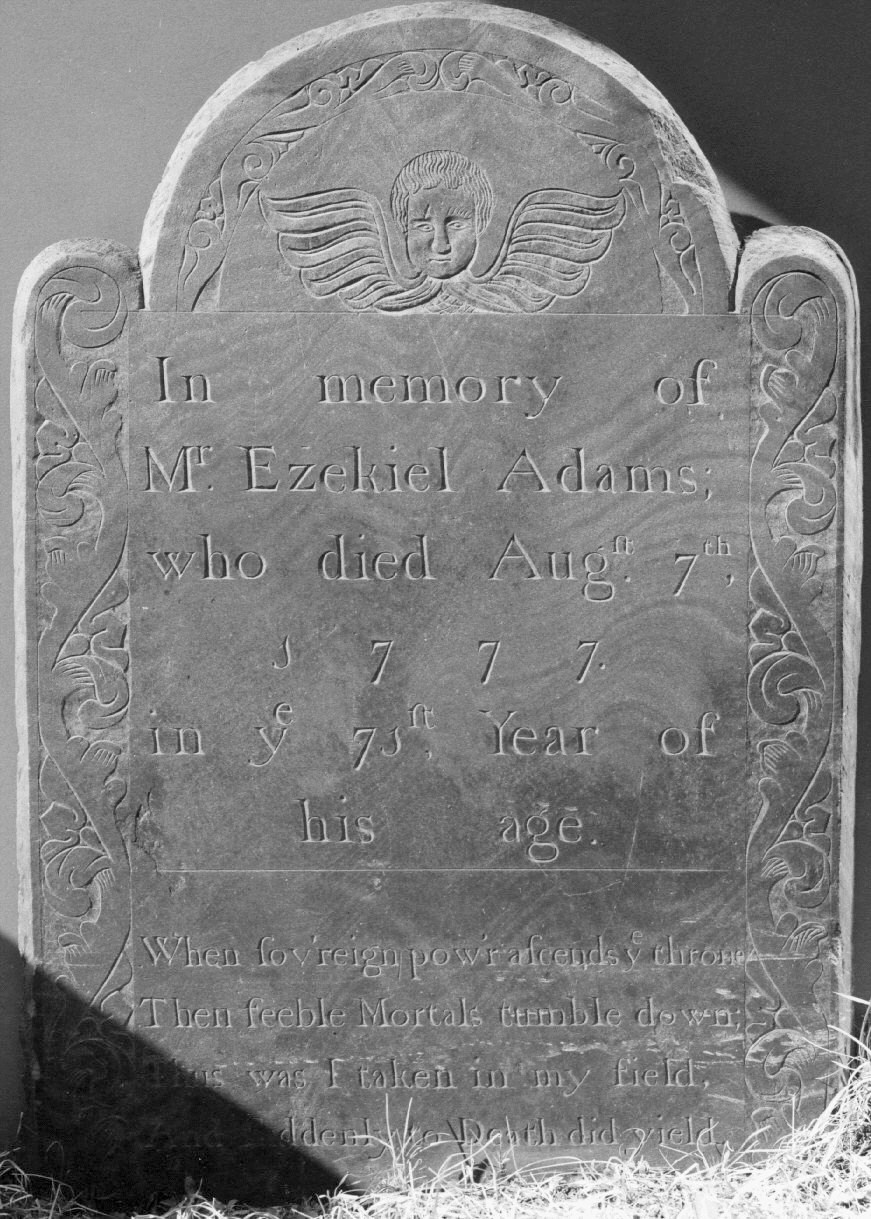 Adams, Ezekiel
