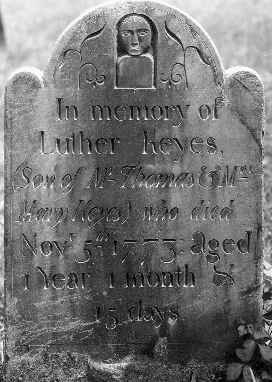 Keyes, Luther