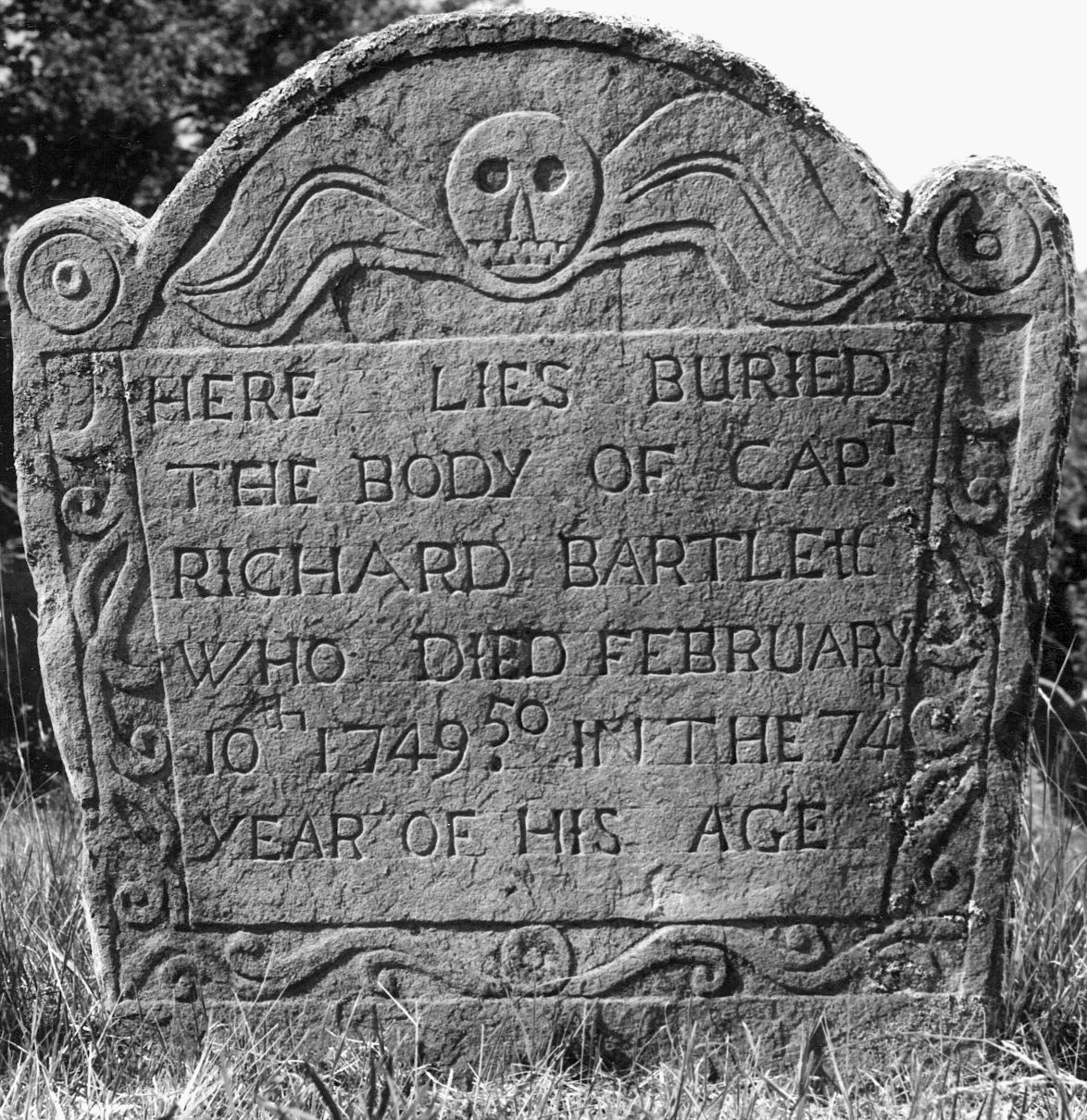 Bartlett, Richard
