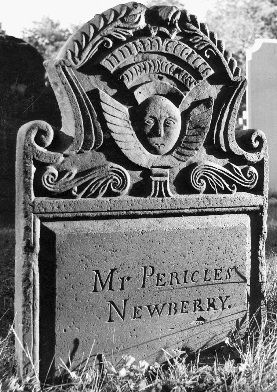Newberry, Pericles