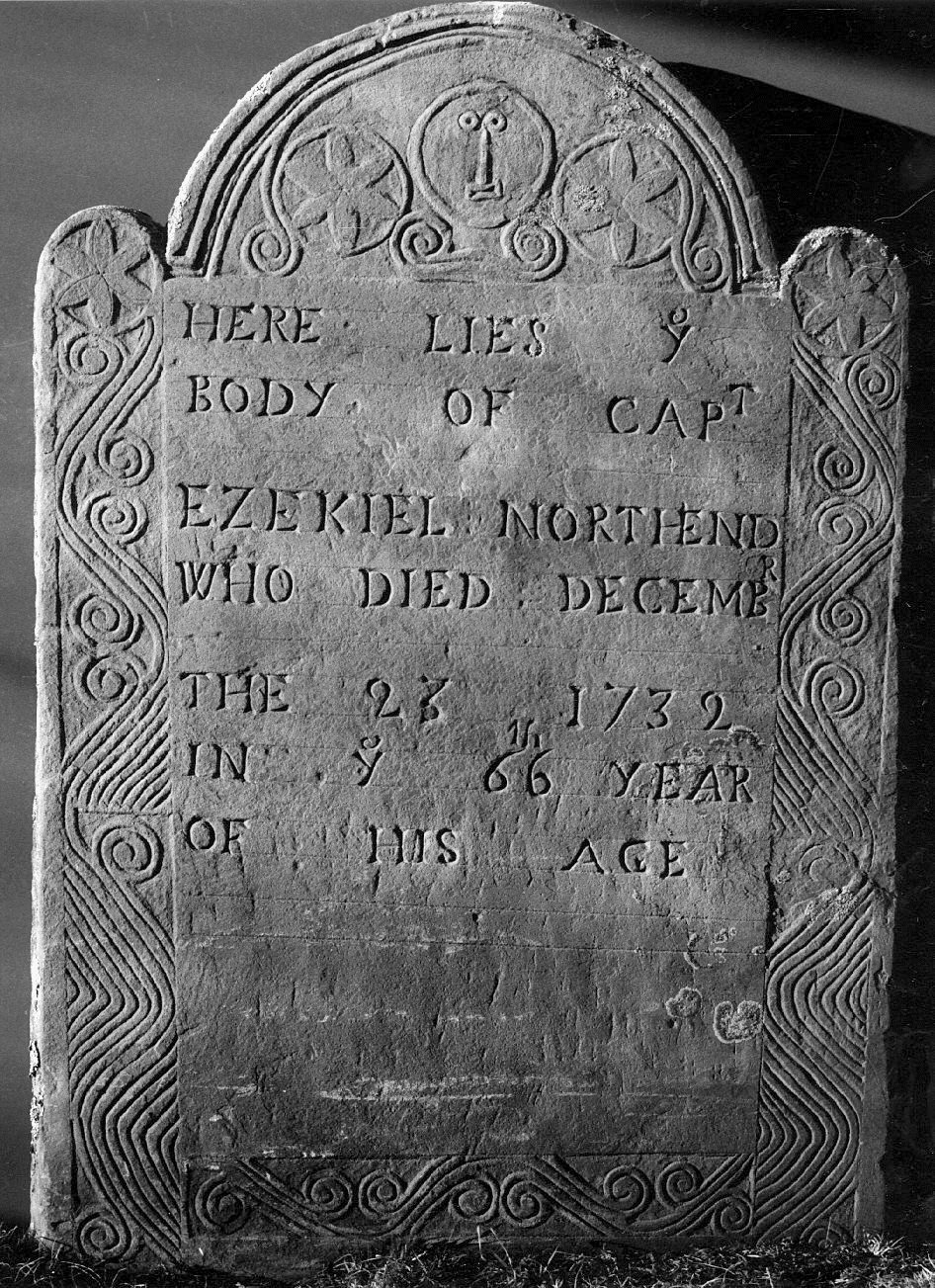 Northend, Capt. Ezekiel