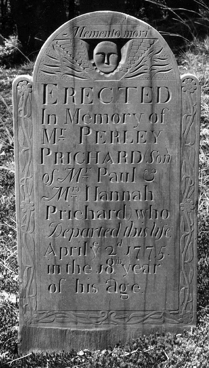 Prichard, Perley