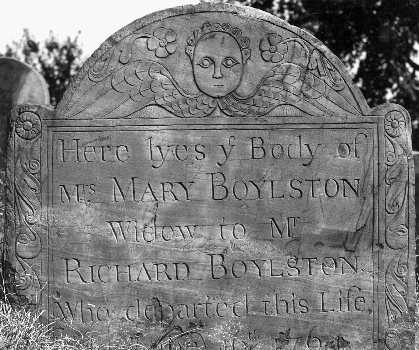 Boylston, Mary