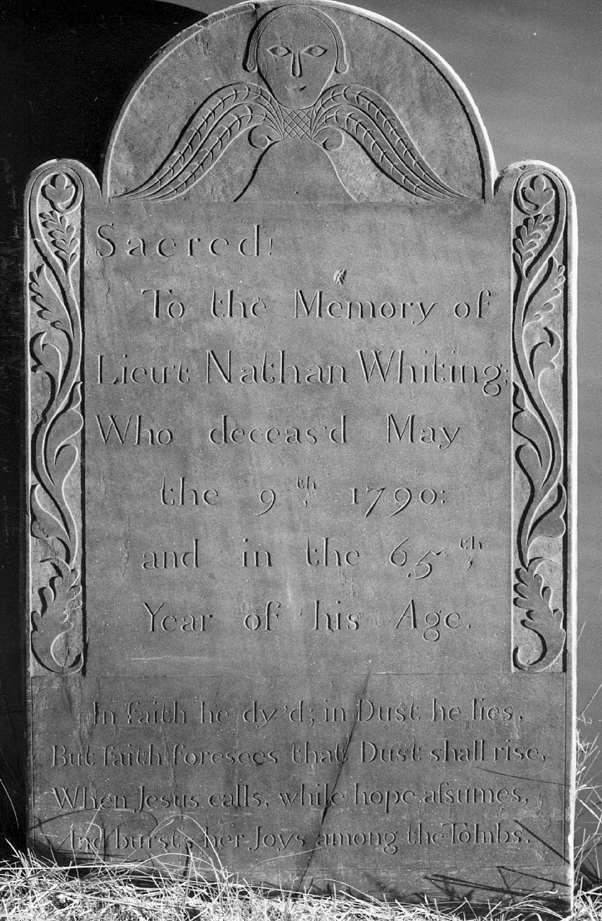 Whiting, Lt. Nathan