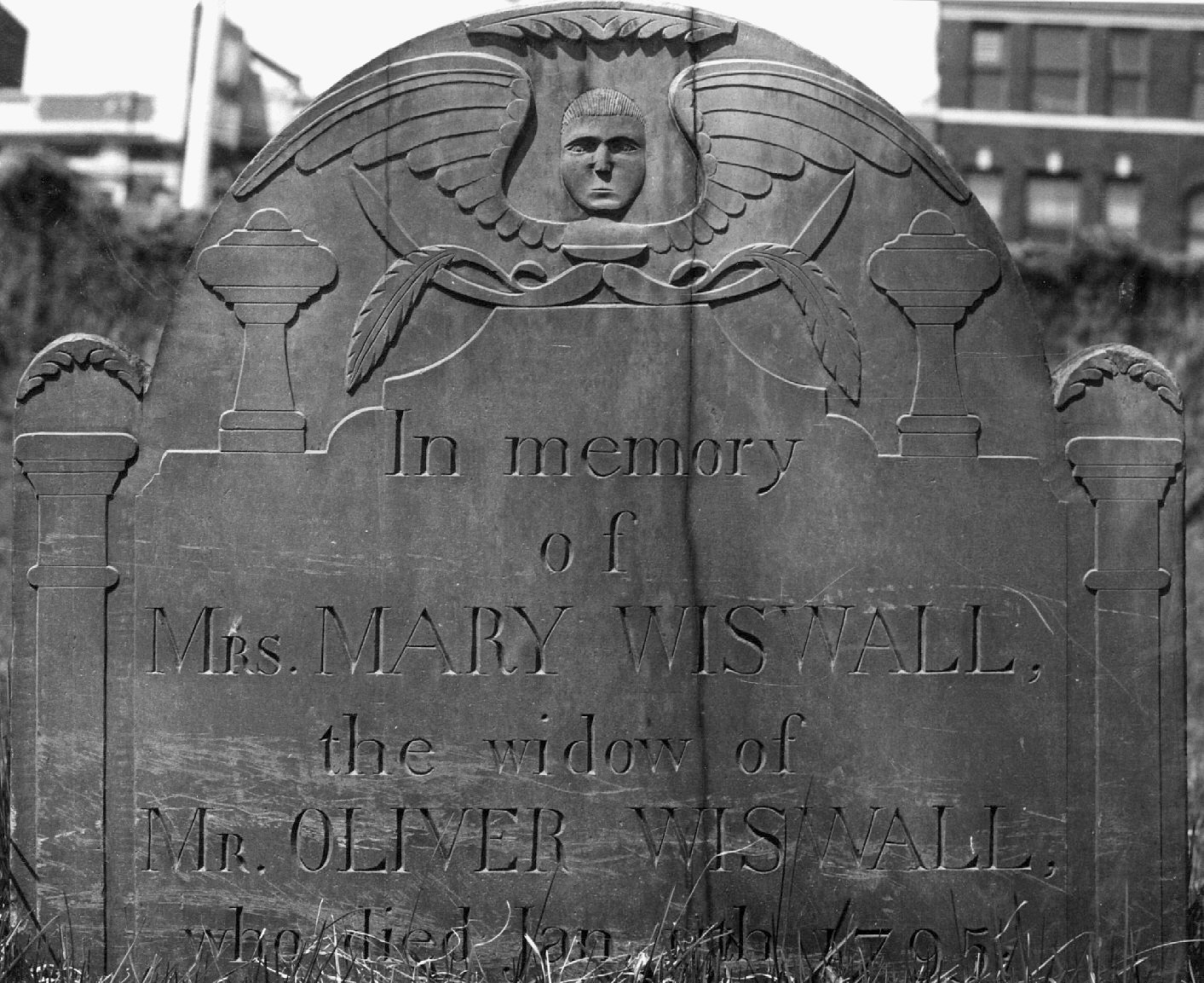 Wiswall, Mary