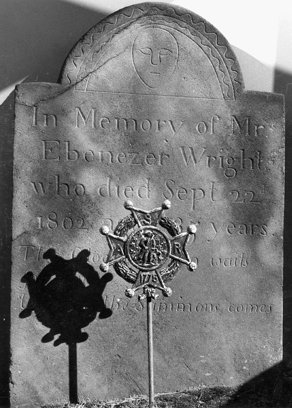 Wright, Ebenezer