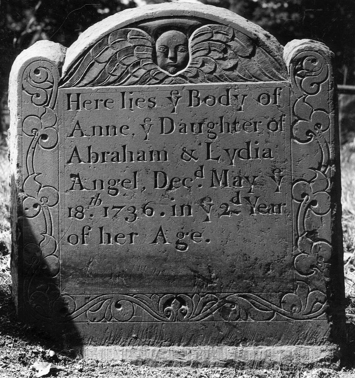 Angel, Anne