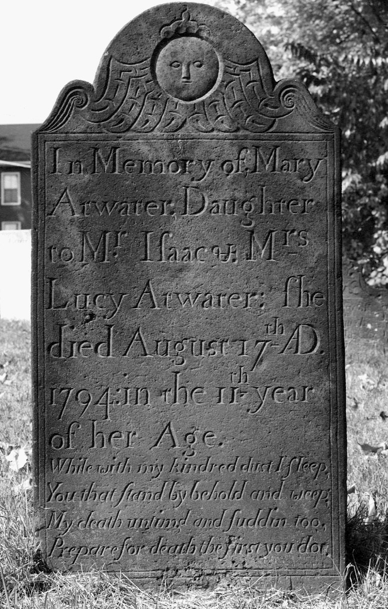 Atwater, Mary