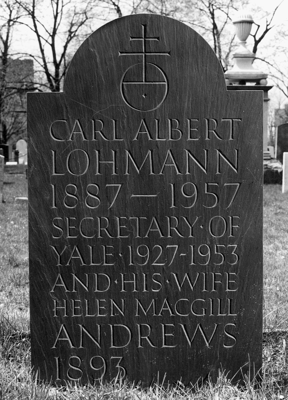 Lohmann, Carl Albert