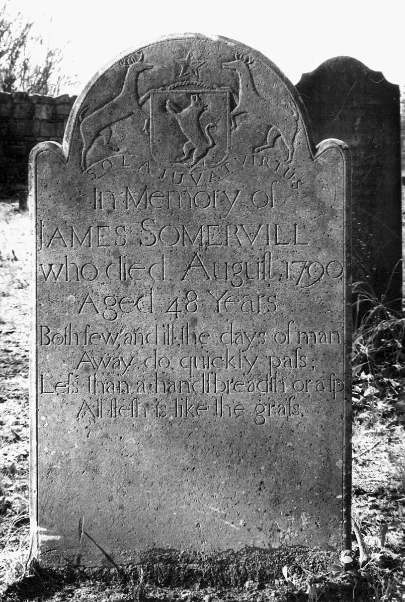 Somervill, James
