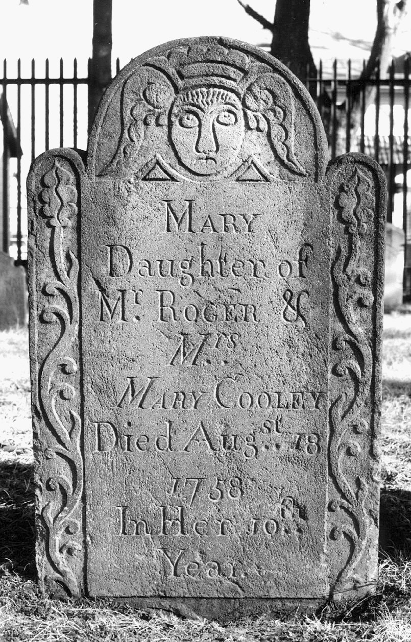 Cooley, Mary
