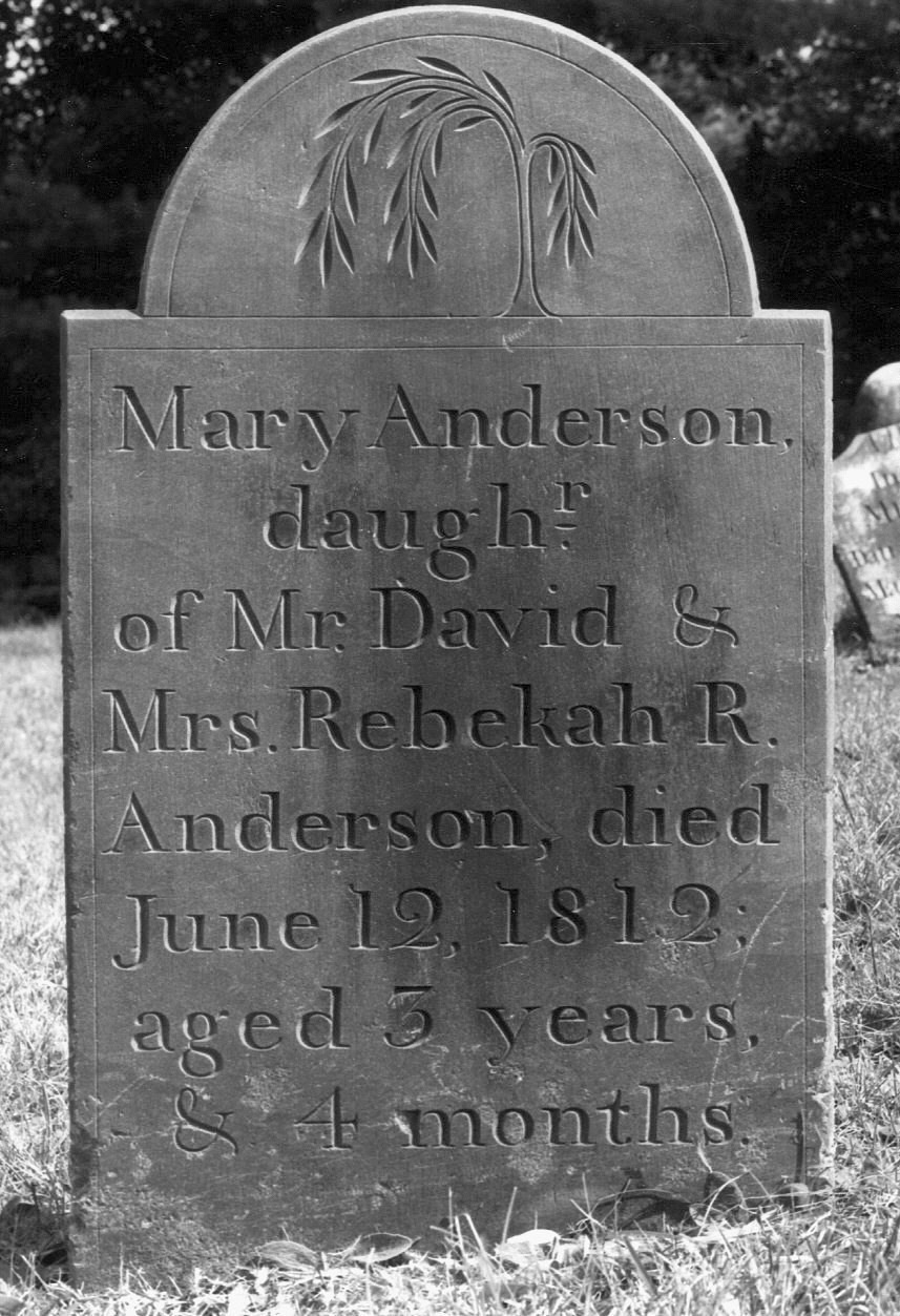 Anderson, Mary