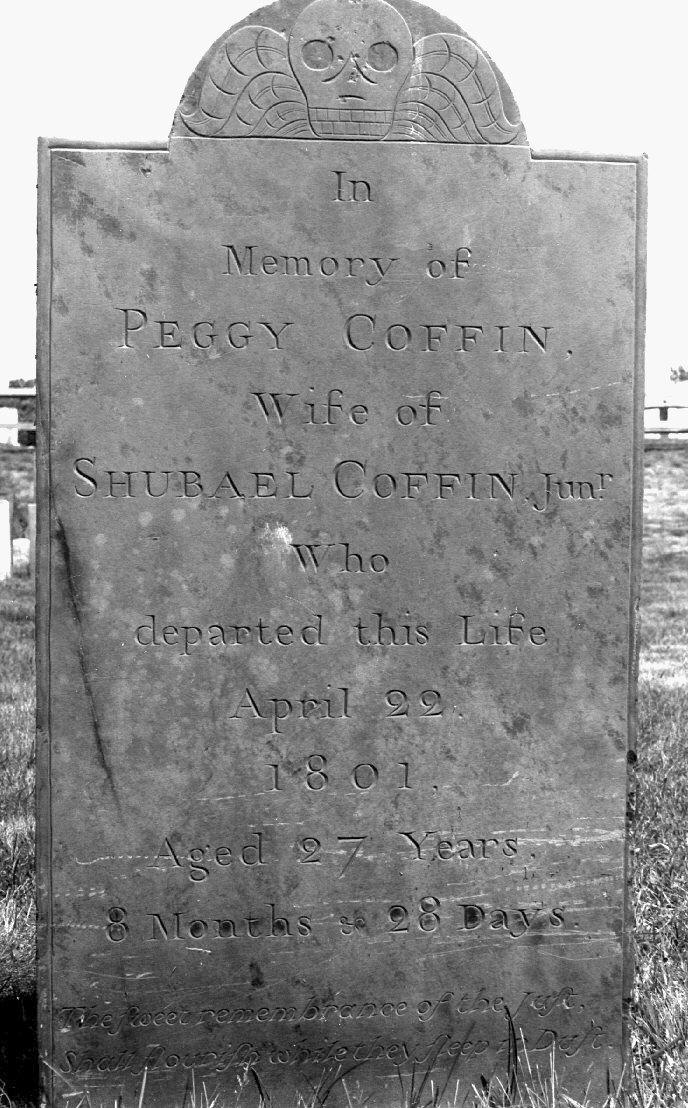 Coffin, Peggy