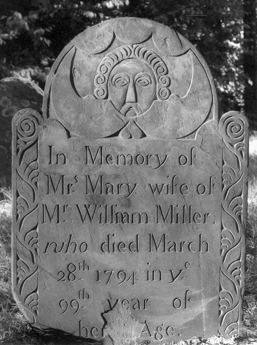 Miller, Mary