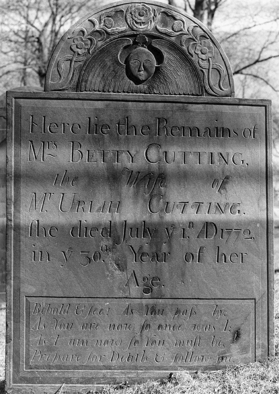 Cutting, Betty