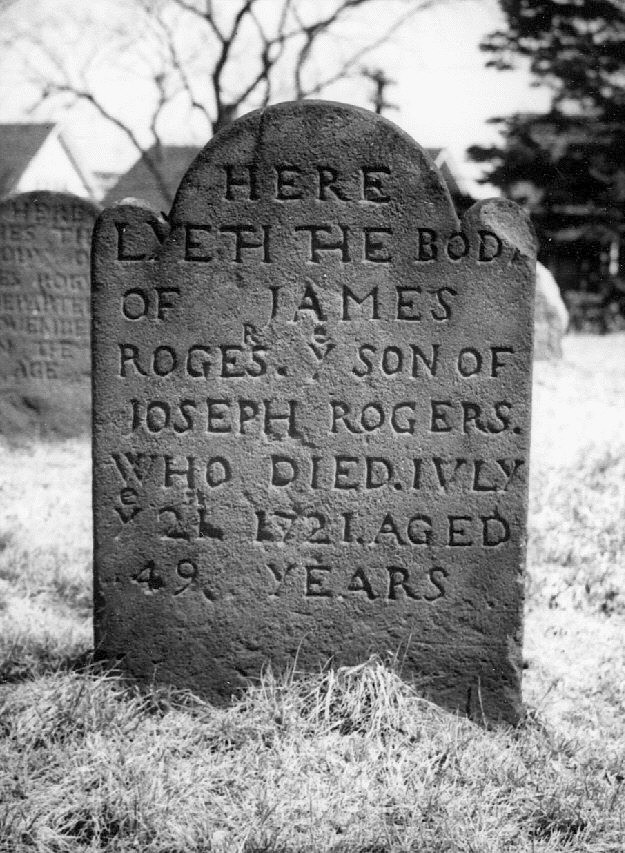 Rogers, James