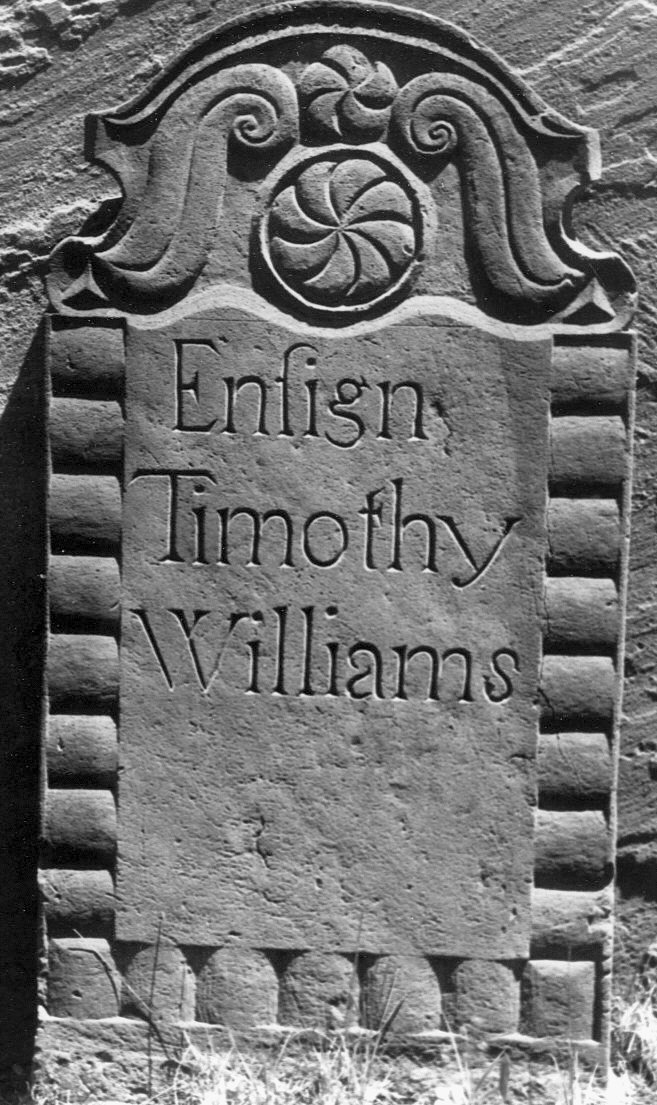 Williams, Timothy