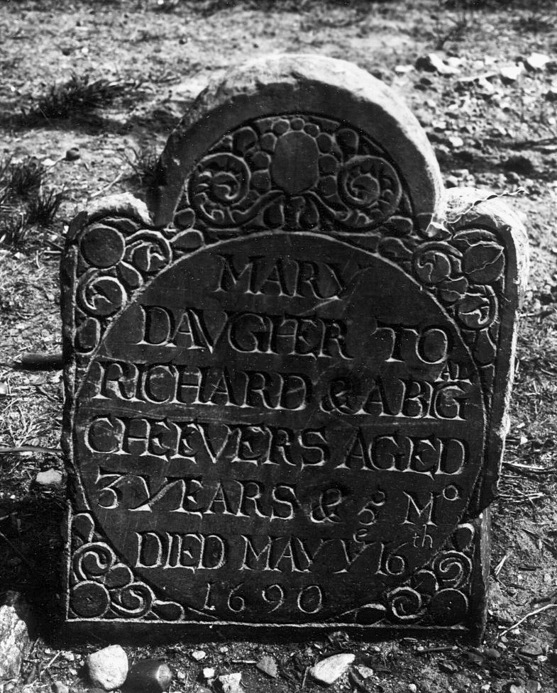 Cheevers, Mary