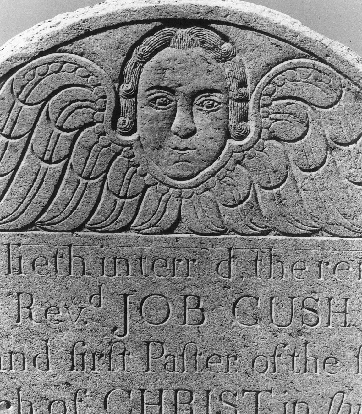 Cushing, Rev. Job M.A.