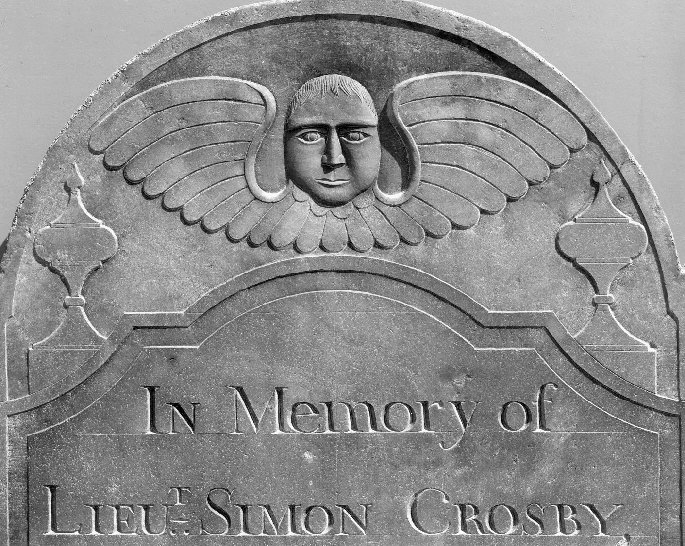 Crosby, Lieut. Simon
